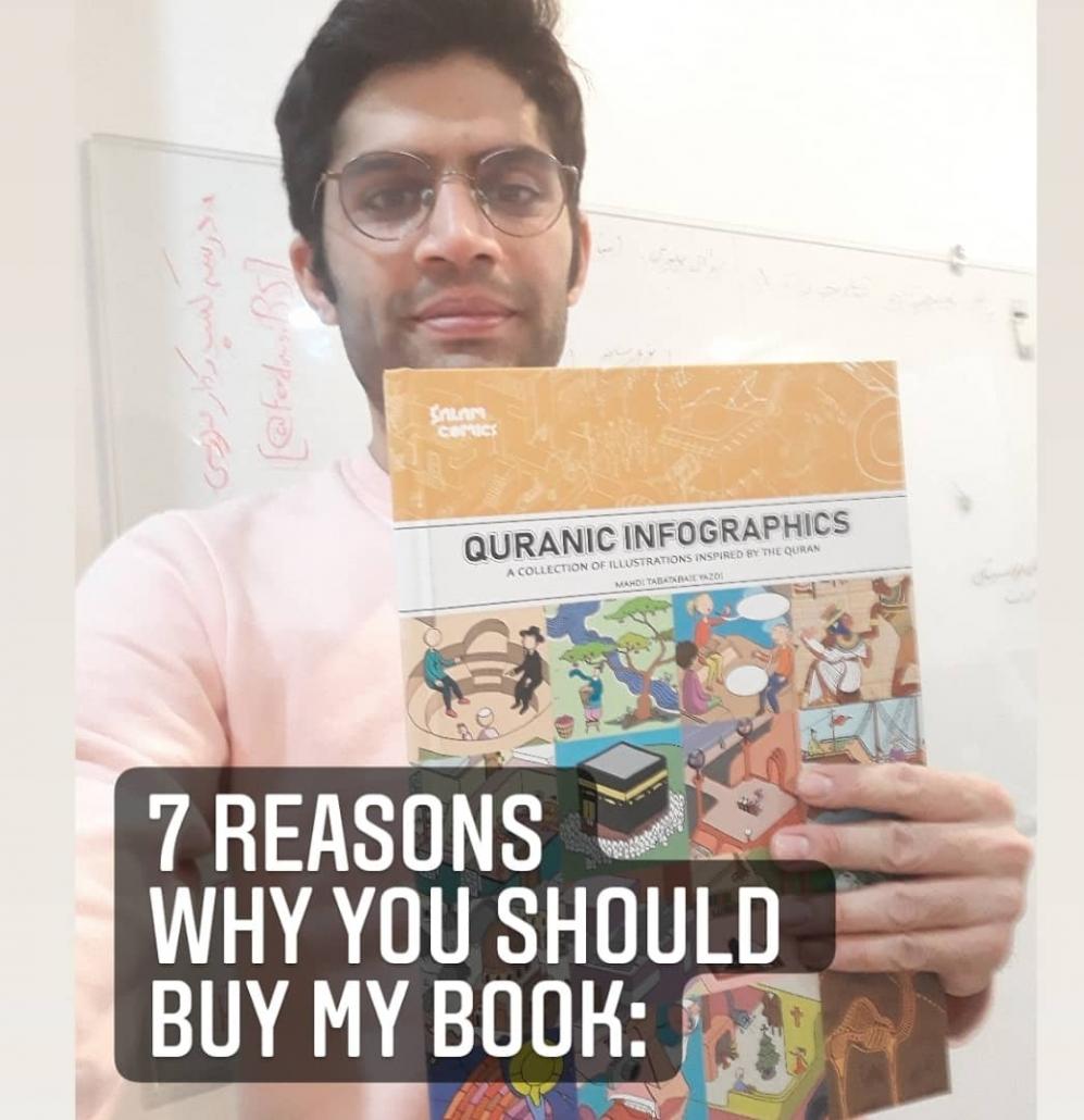 Author of Quranic Infographics Book